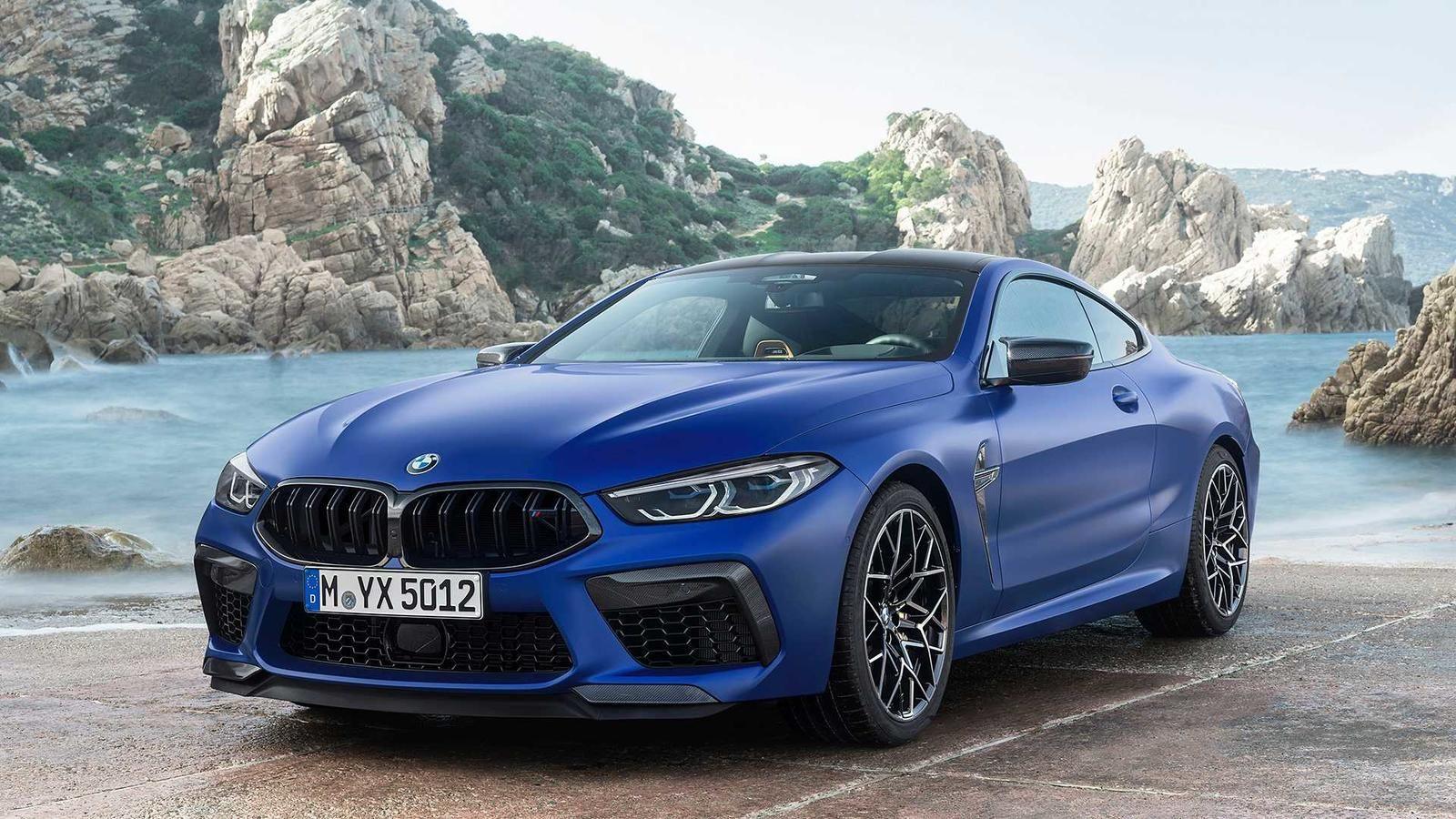 2020 Bmw M8 Competition Bmw New Bmw Sport Cars