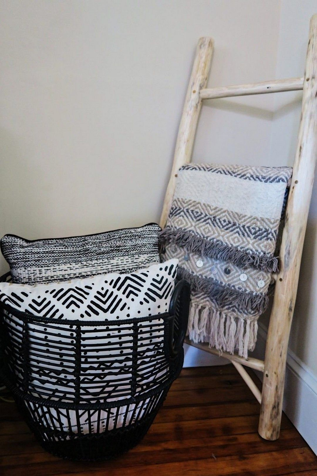 22 blanket rack to farmhouse vegetable stand with images