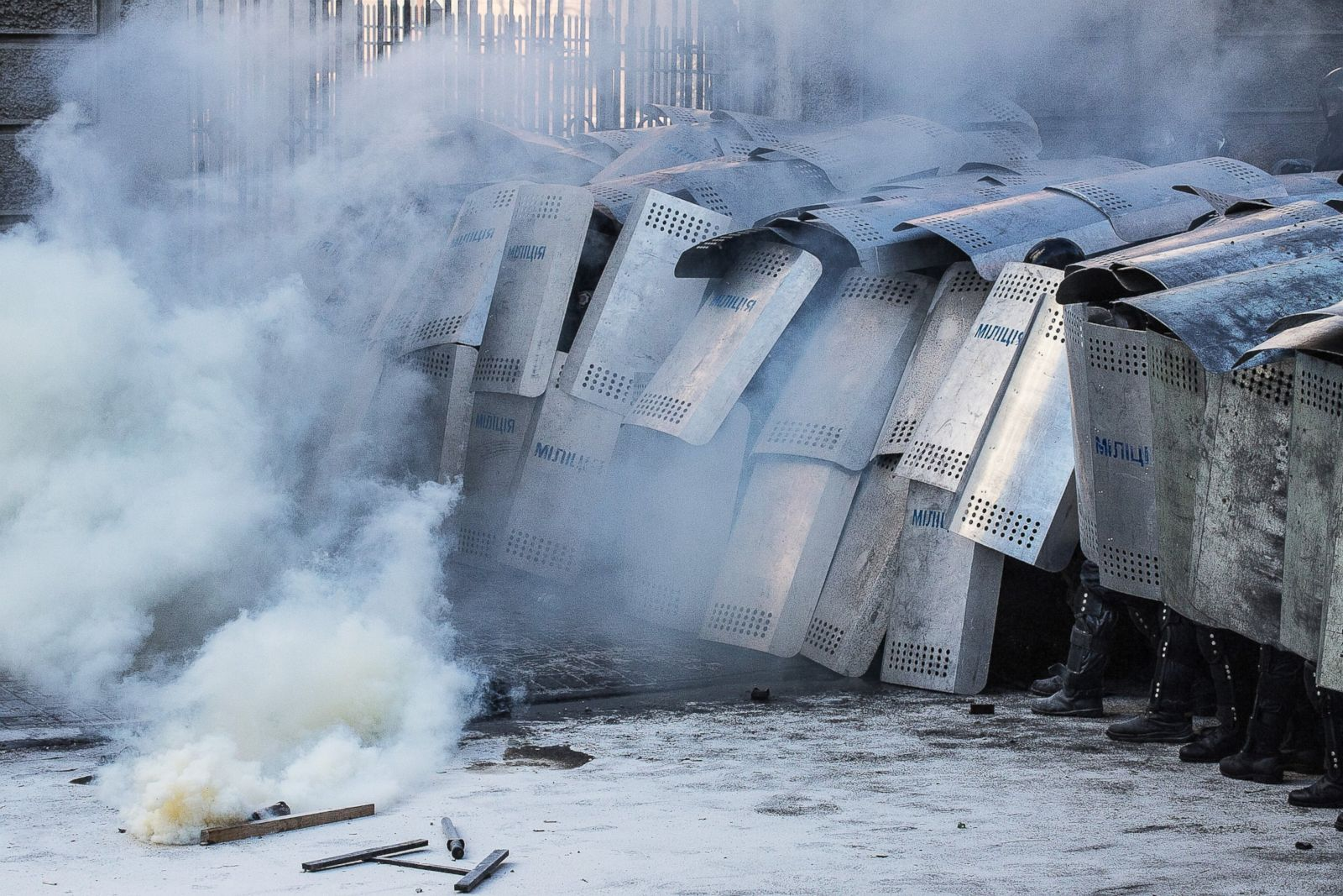 Kiova helmikuu 2014, kuva lähteestä abcnews.go.com