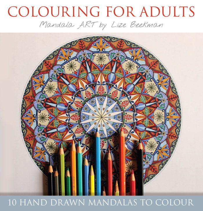 Coloring Book For Adults South Africa