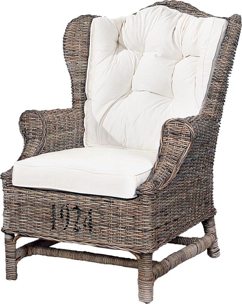 Artwood 1924 wingchair outdoor furniture design