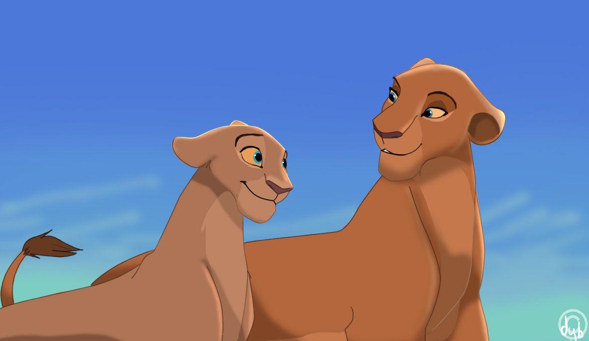 Lion King Safura Sarafina and Safura | ...
