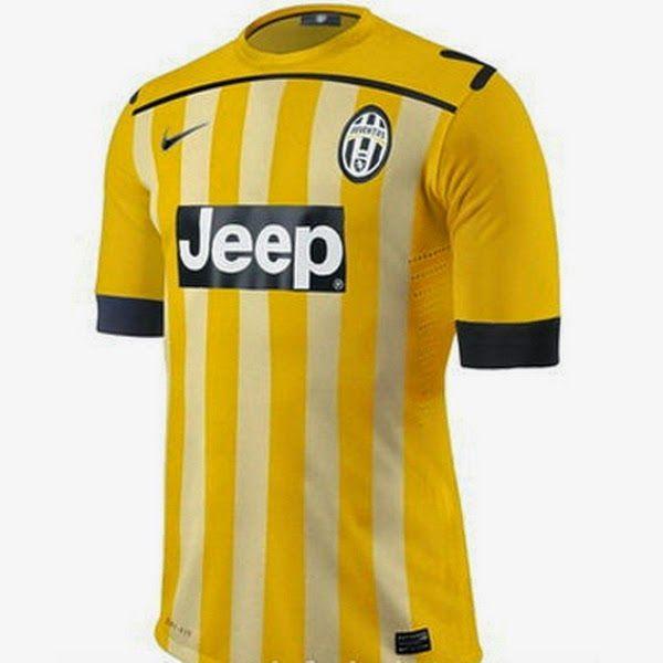 Nuevas camisetas del Juventus para la temporada 2014-2015  59601caa10e72