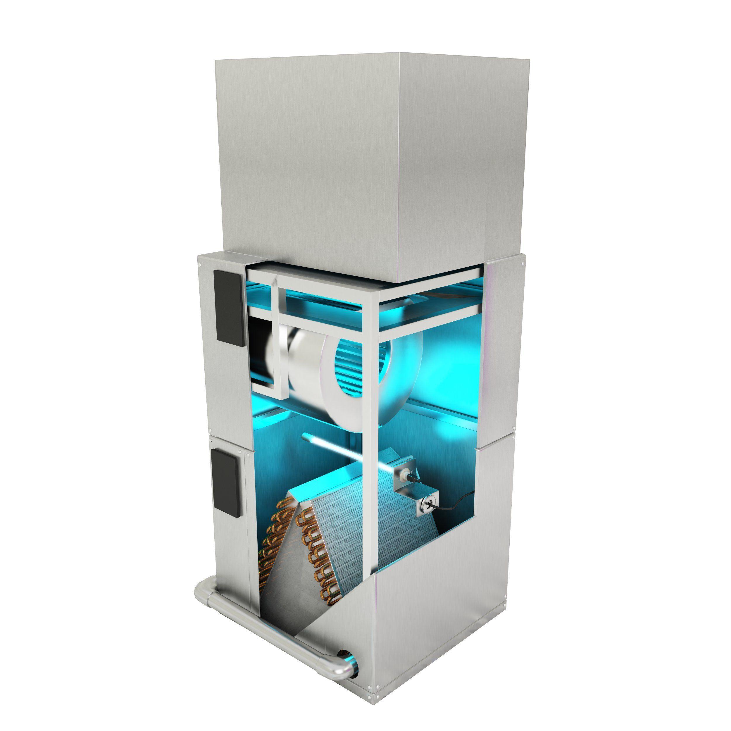 24 volts Pureuv Uv Light AIR Purifier for Ac Hvac Coil 24v