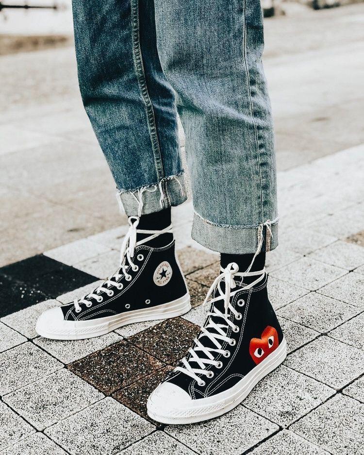 trendy converse