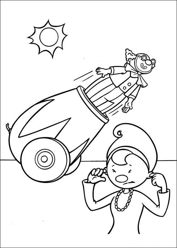 jojos zirkus 25 ausmalbilder für kinder malvorlagen zum