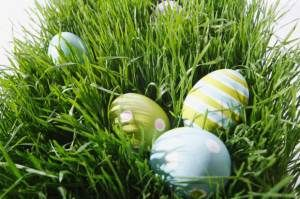 Easter eggs etc