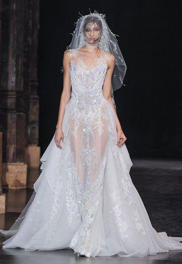 Basil Soda wedding dress: haute couture autumn/winter 2012-2013 ...