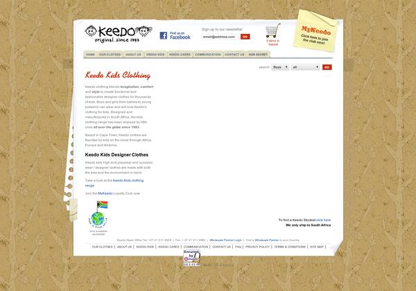 http://www.keedo.co.za via @url2pin