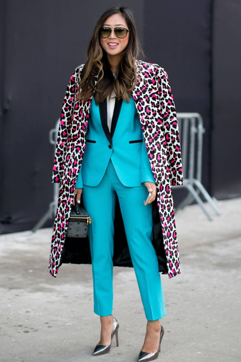 2014 urban fashion trends for women - Nyc Street Style