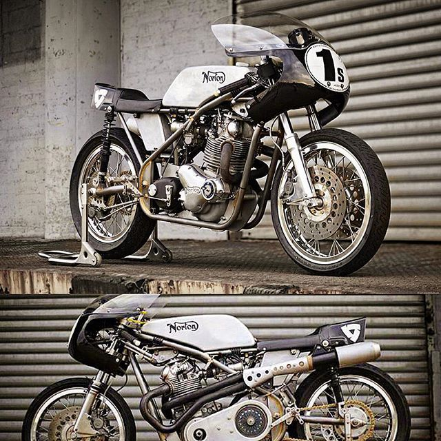 Norton bike