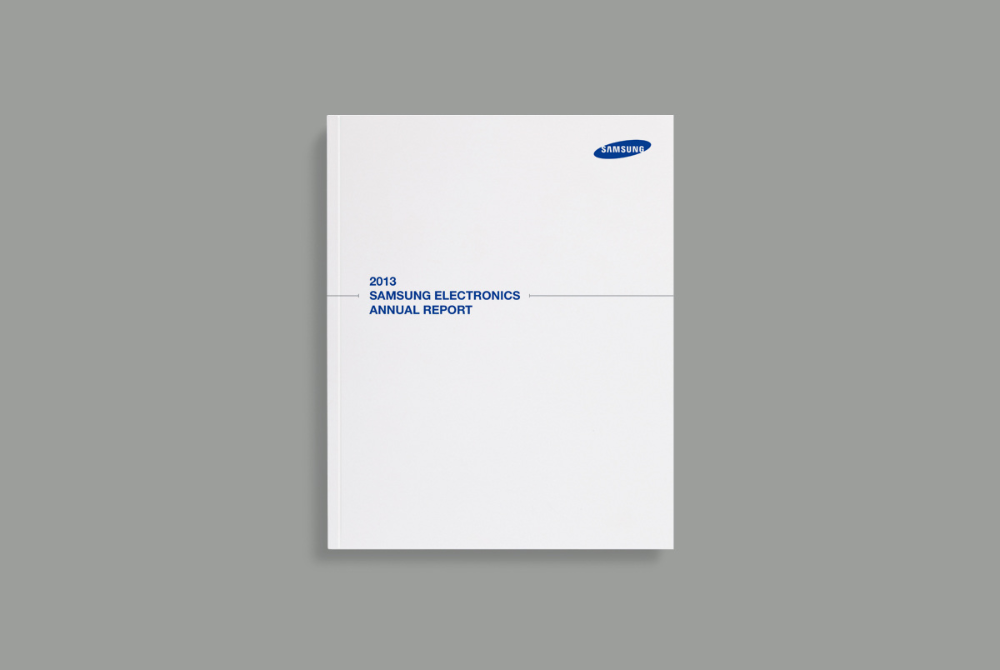 2013 Samsung Electronics Annual Report - Park Jinhan #annualreports