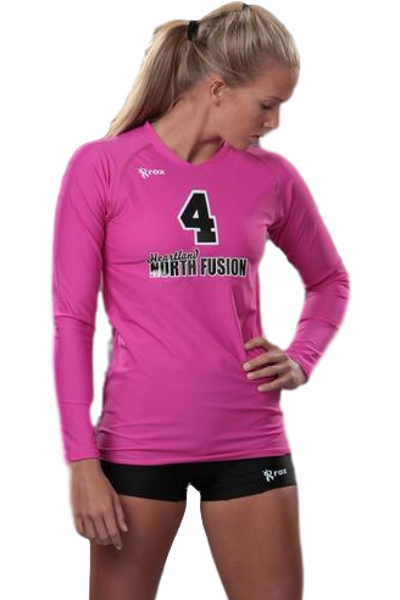 Vision Long Sleeve Jersey 1221 Volleyball Jerseys Long Sleeve Jersey Long Sleeve Tshirt Men