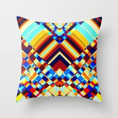 the Great Noize XI Throw Pillow