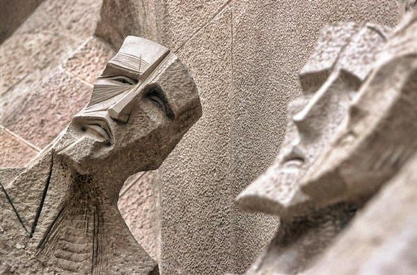 Antoni Gaudí   Simbolismo / Arquitecto Arte Nouveau  