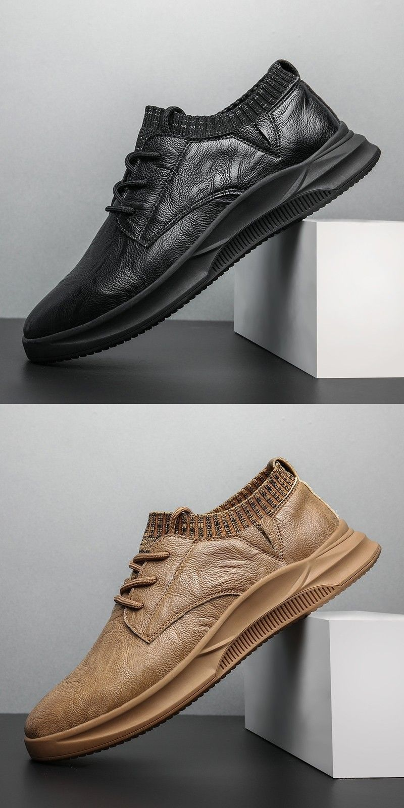 best comfortable leather shoes