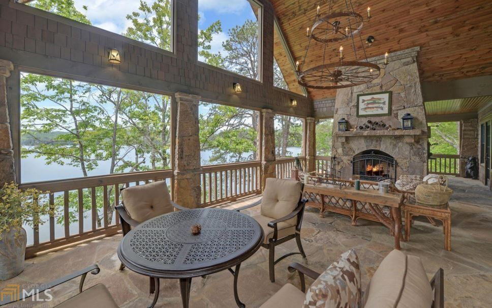 57 Cody Ln, Tiger, GA 30576 in 2019 Outdoor living rooms