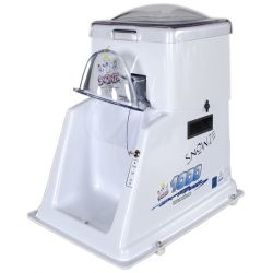 Shaved Ice We Have An Affordable Option That Is Small Easy To Use And Produces Shaved Ice Not That Chunky Stuff Ice Shavers Ice Machine Specialty Appliances