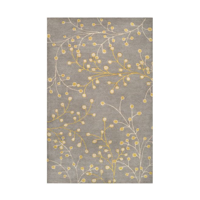 Furniture And D 233 Cor For The Modern Lifestyle Yellow Rug