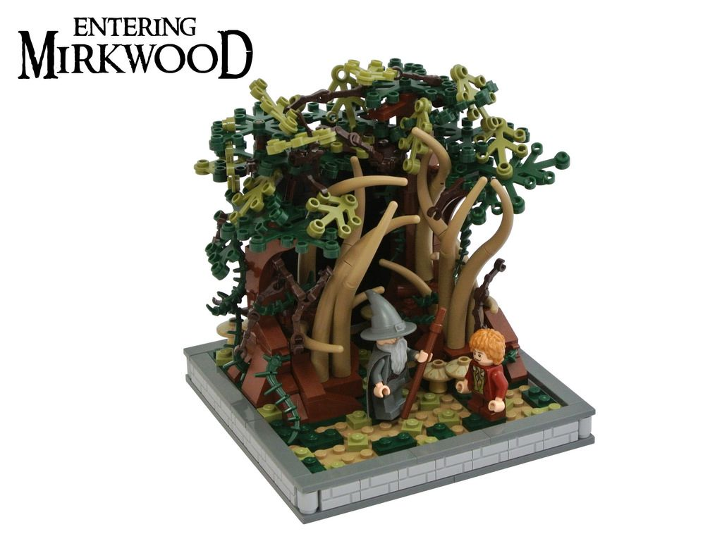 MOC Entering Mirkwood