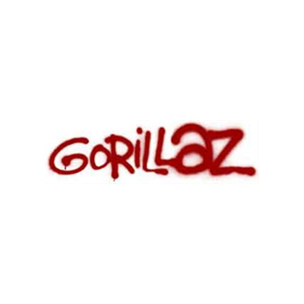 Gorillaz Logo Liked On Polyvore Featuring Music Gorillaz Band Logos Polyvore