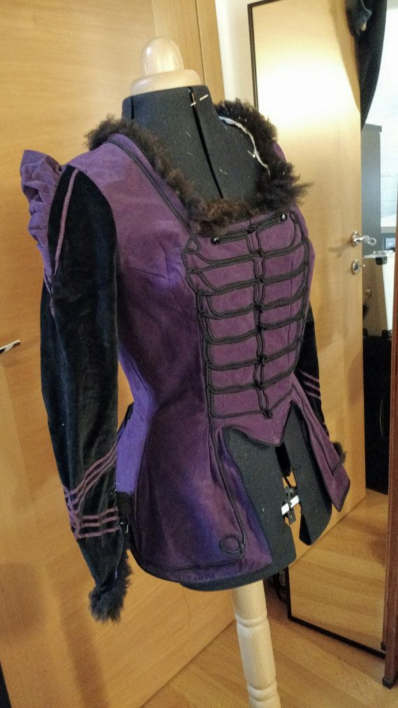 Victorian riding jacket by Grimildesmirror on Etsy
