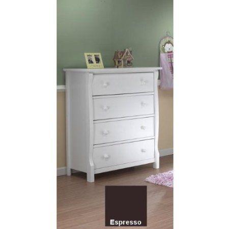 Best Amazon Com Sorelle Princeton 4 Drawer Chest White Baby 400 x 300