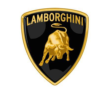 Logo Lamborghini Custom Download Gambar Dan Vector Download - Car signs and namescar signs vector free download