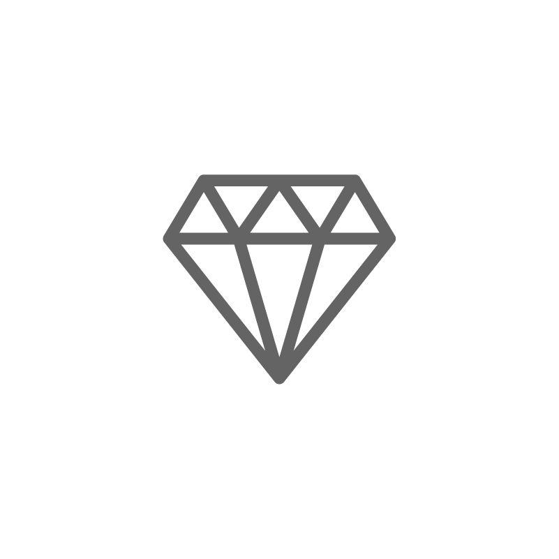 Romance Line By Deemak Daksina Diamond Icon Diamond Vector