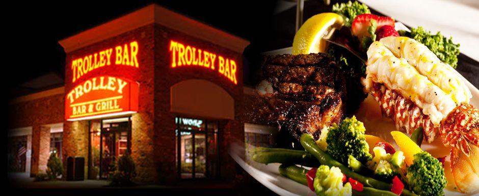 Fort Wayne Restaurants Steak House Seafood Restaurant Trolley And Bar
