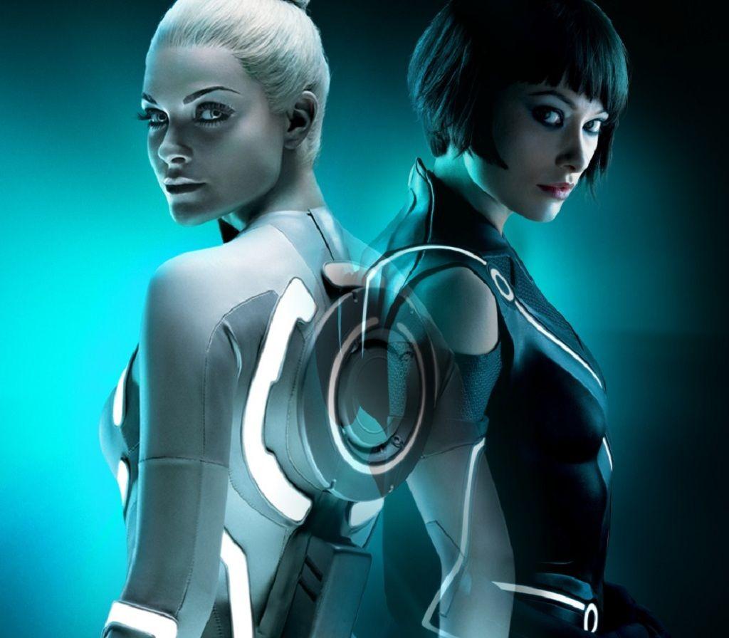 | Tron Legacy - Girls