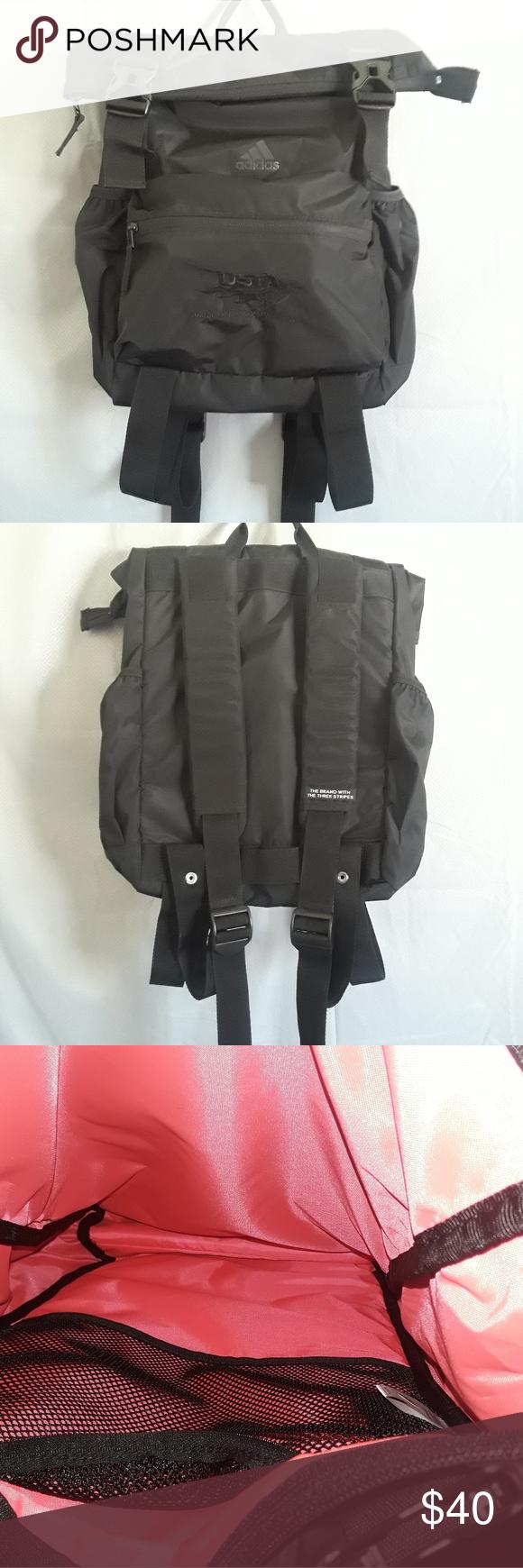 Adidas yola backpack 58e47a3625