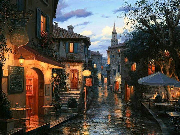 Painter of light inspiration