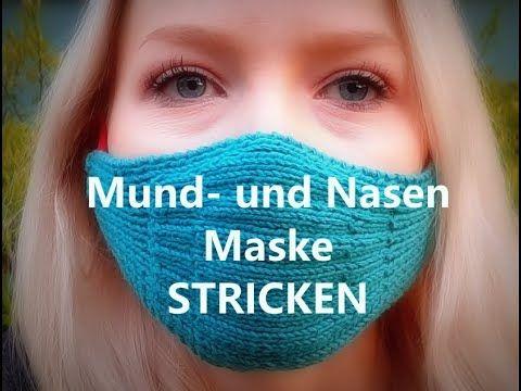 Photo of Mund- und Nasenmaske, provisorischer Mundschutz – kreativ mit Kunsthandwerk