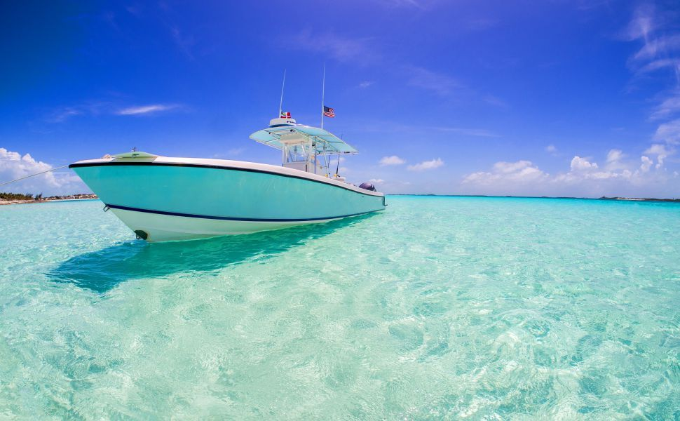 Boat in the Bahamas HD Wallpaper | Wallpapers | Pinterest