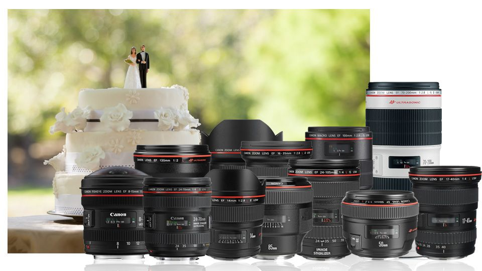 The Wedding Photographers Guide To Canon L Series Lenses
