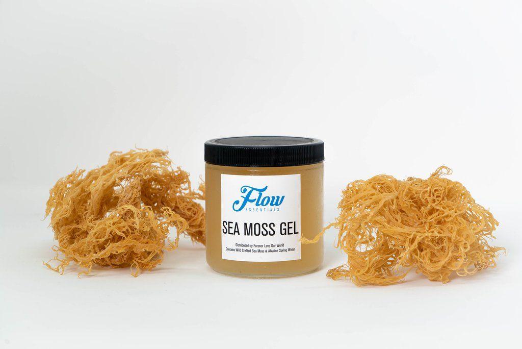 Dr sebi inspired sea moss gel in 2020 healthy brain