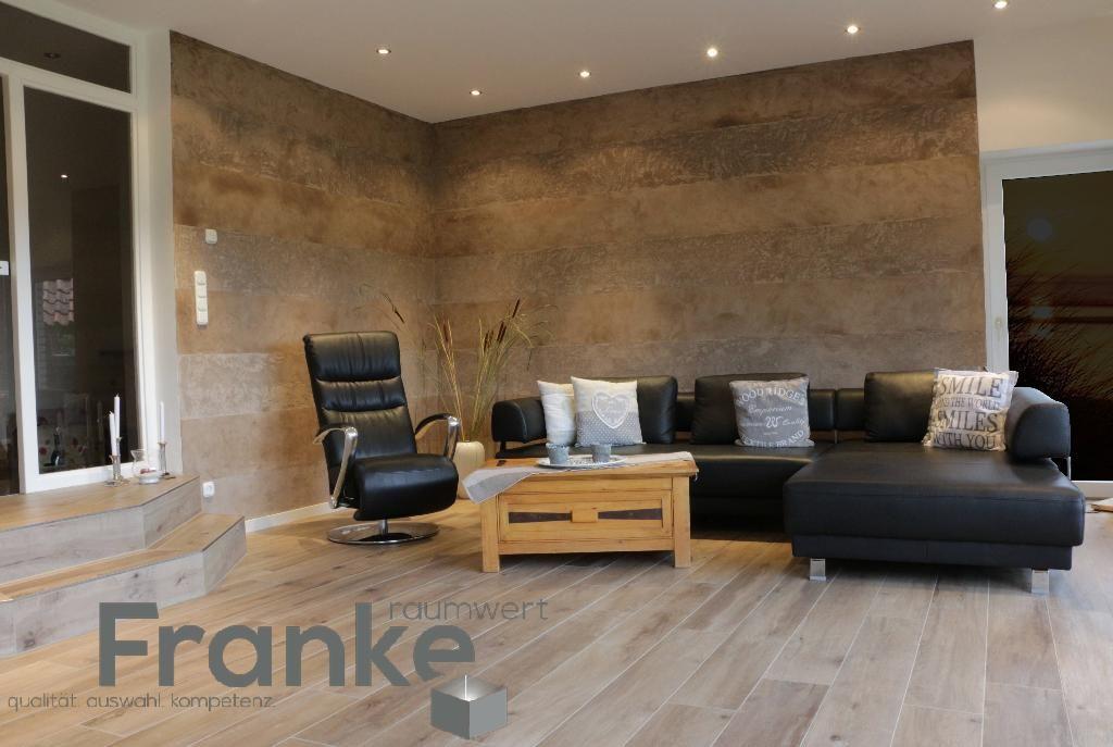neustes Kundenprojekt - Fliesen im Dielenformat #Fliese #Franke