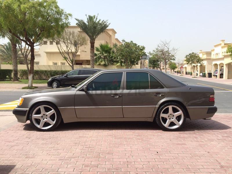 dubizzle Dubai | E-Class: MERCEDES 500E 1993 COLECTION CONDITION ...
