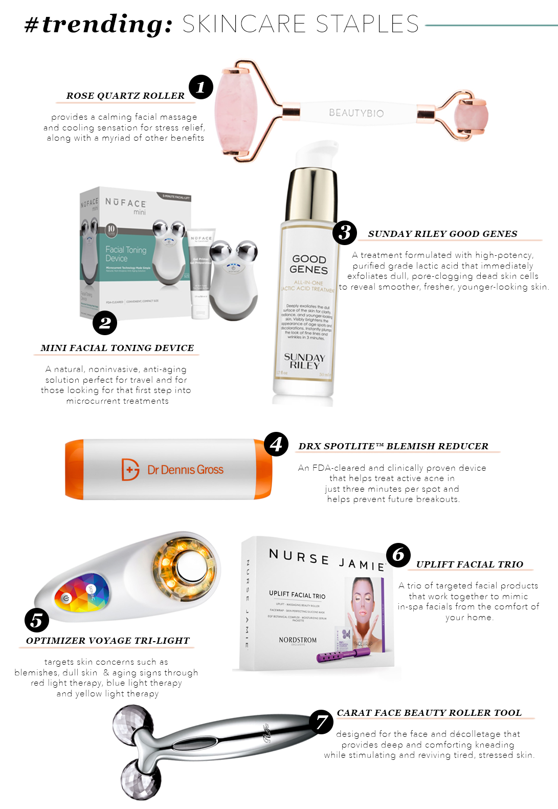 5d577e4bd12 TRENDING SkinCare Staples | Lunchpails and Lipstick | Fashion, Fitness, Beauty  and Travel for the Modern Mom | Best Skincare products | Quartz Roller |  Mini ...