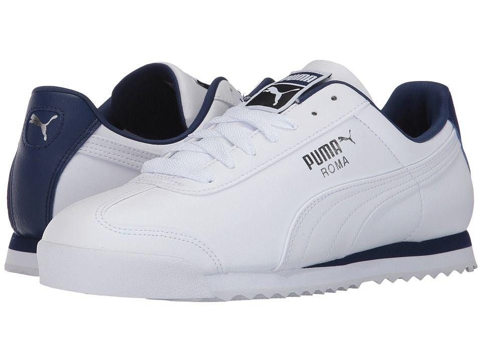 PUMA Roma Basic Men's Shoes Puma White