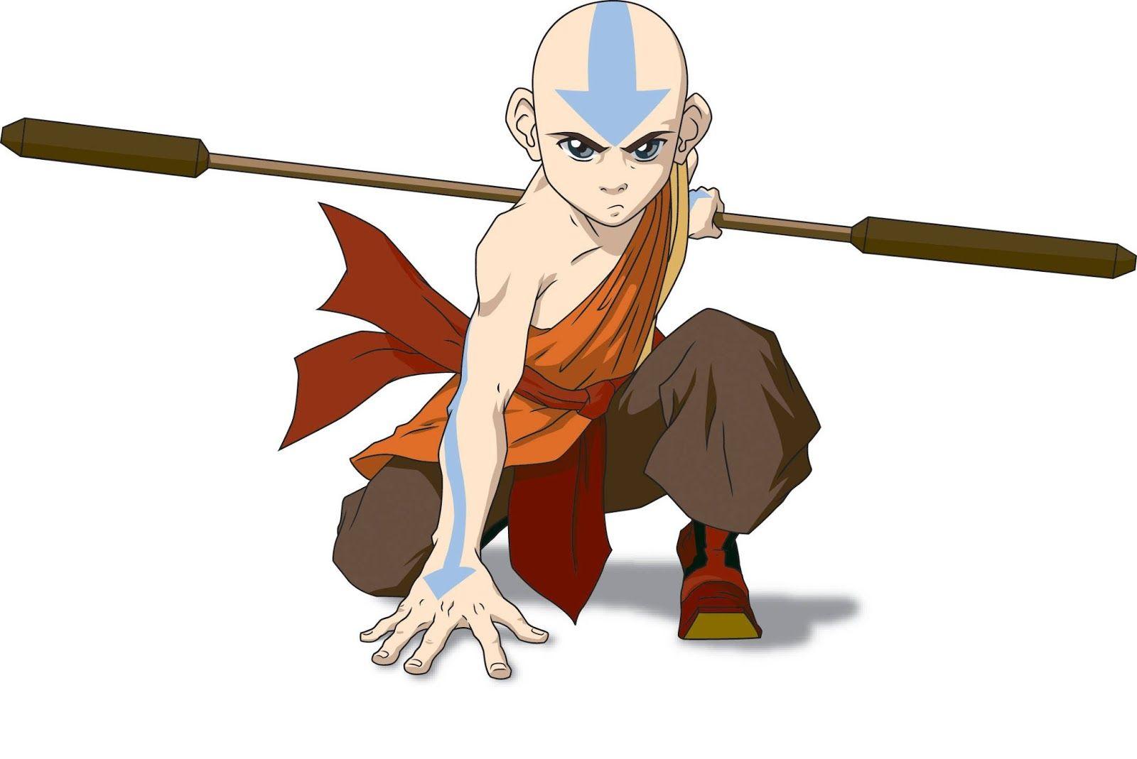 13 Mewarnai Gambar Avatar Aang Imagens