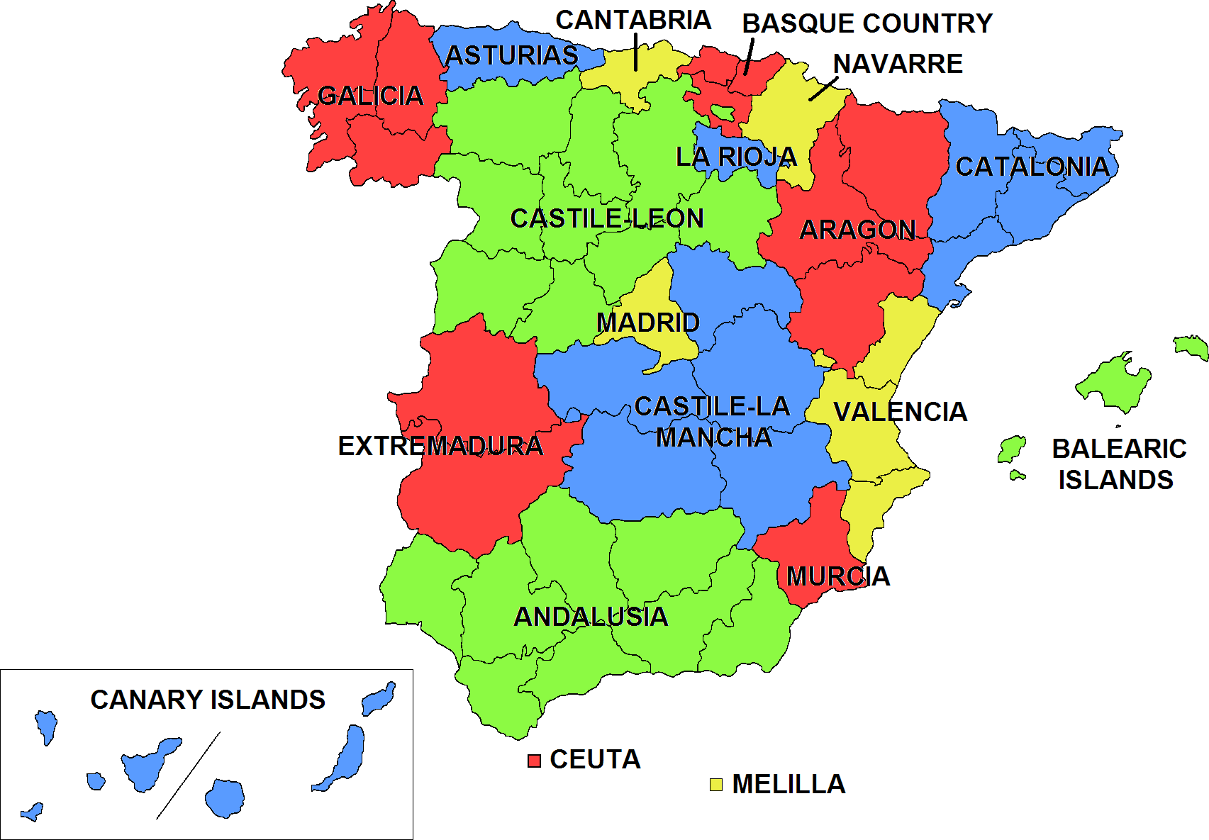 HttpsuploadwikimediaorgwikipediacommonsaCcaaspainpng - Portugal map wikipedia