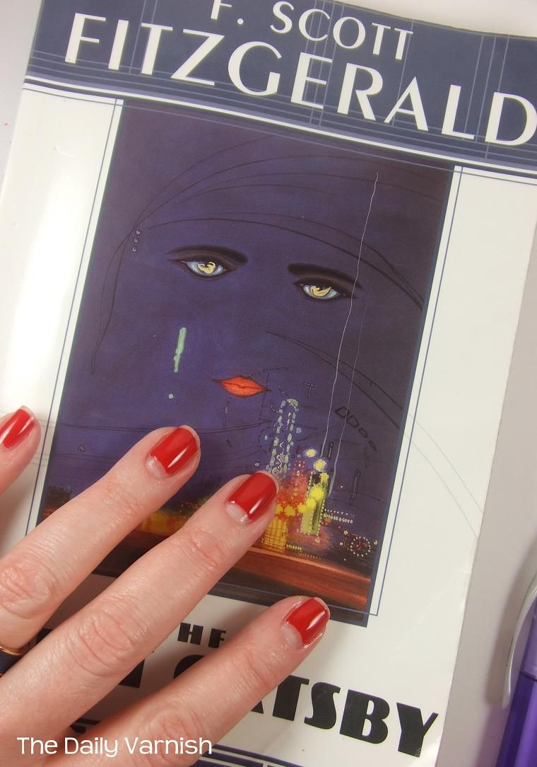 Watch Gorgeous DIY The Great Gatsby Inspired Nails video
