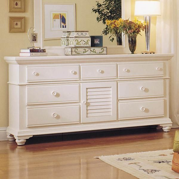 Pleasant Isle Door Dresser by Broyhill Furniture | Manasquan ...