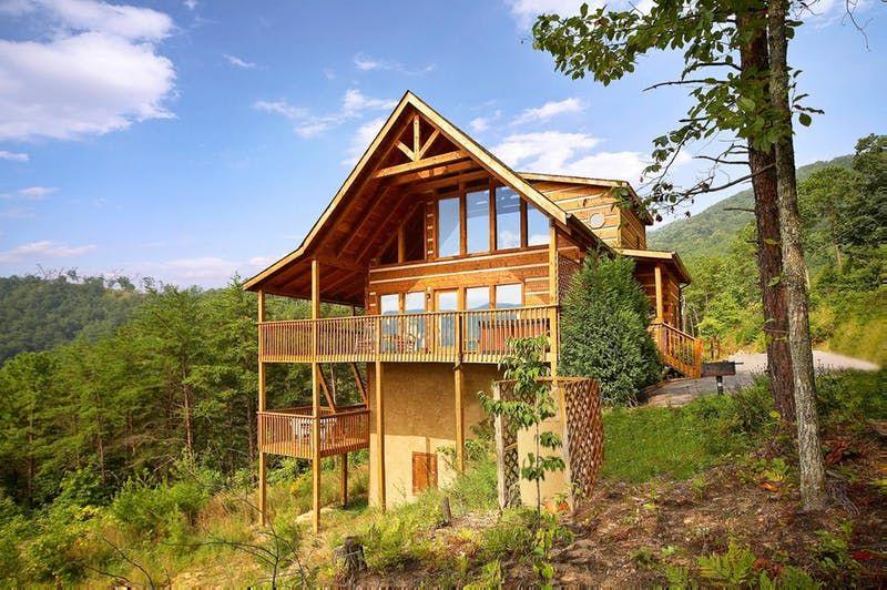 Pigeon Forge TN Cabin Rentals   American Mountain Rentals   Dream
