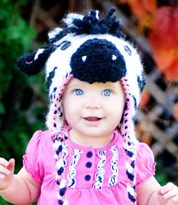 Beautiful baby & I LOVE the hat!!