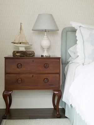 side table/chest for master bedroom