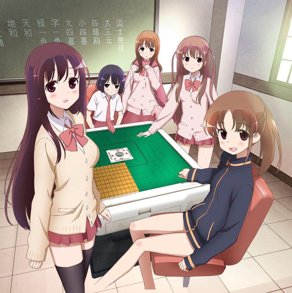 Saki Achigahen episode of sideA