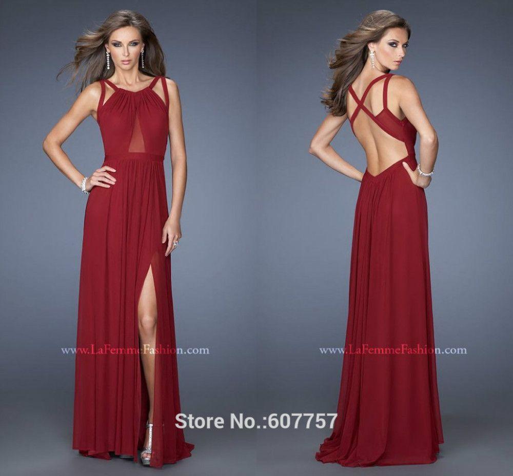 vestidos de fiesta largos de noche - Buscar con Google   vestidos ...
